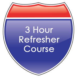3 Hour Refresher Course
